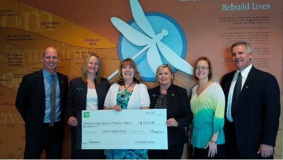 TD BANK GROUP Celebrates Mother's Day