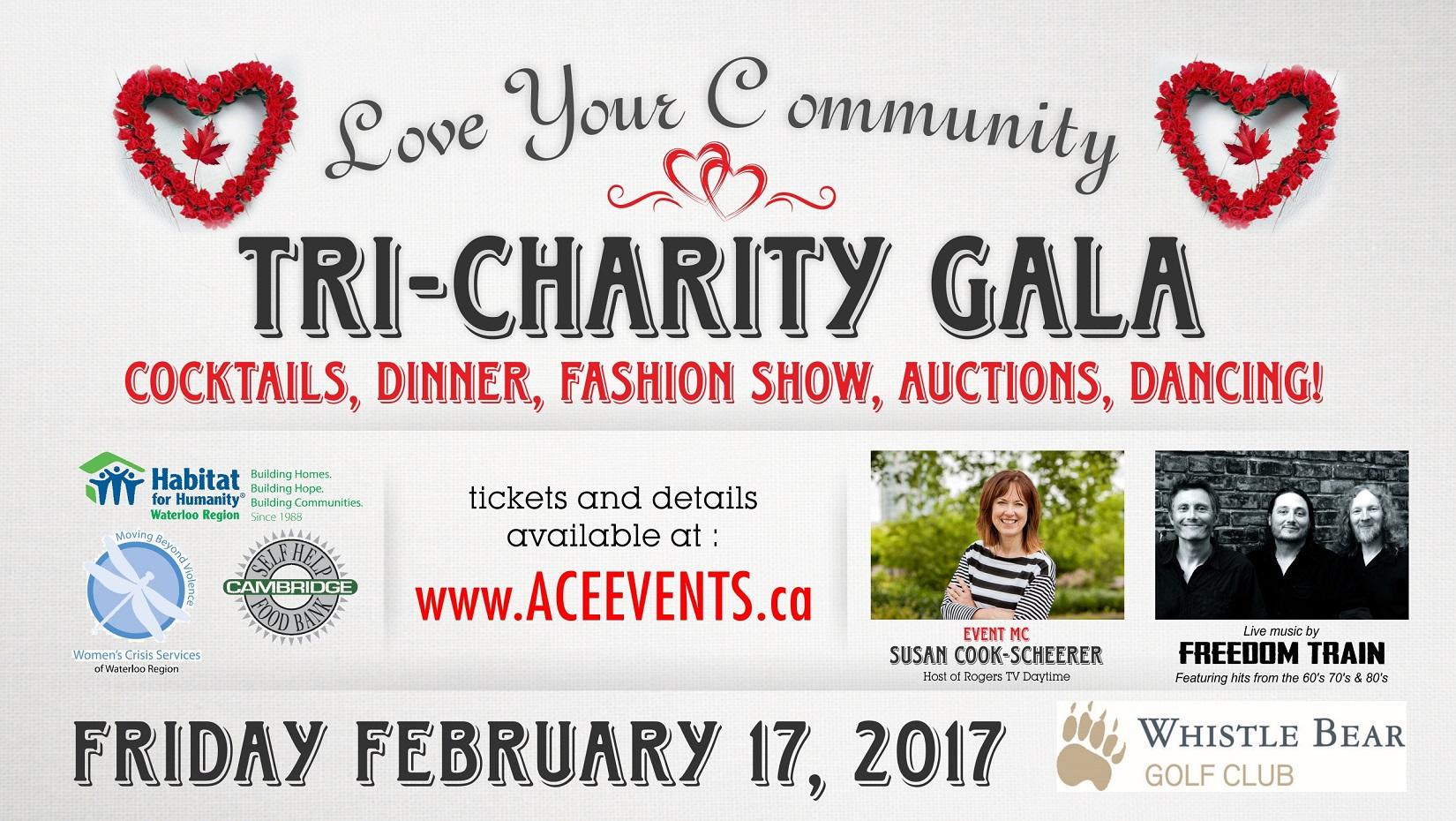 Tri Charity Gala