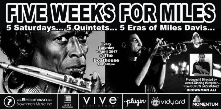 Five Weeks for Miles