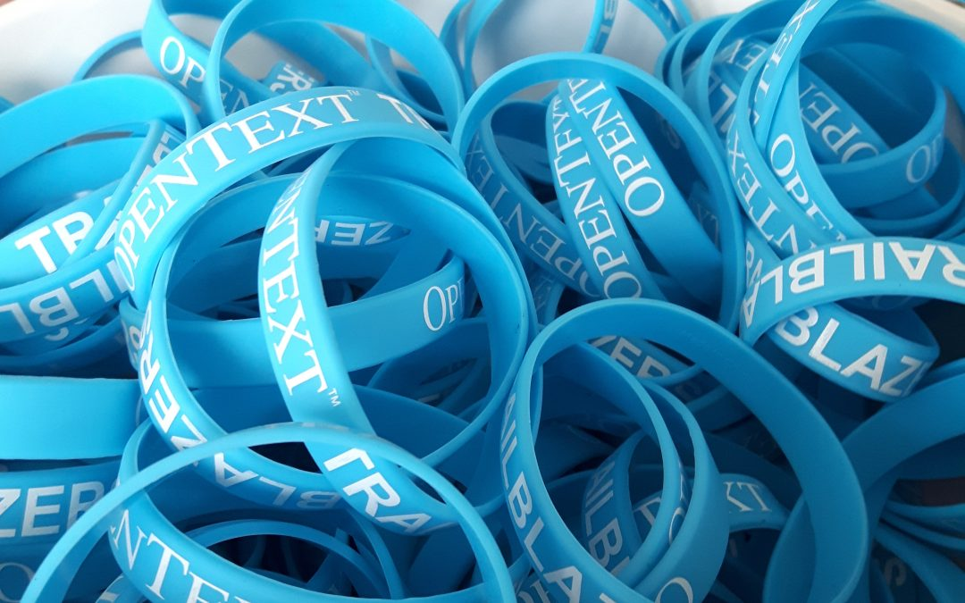 OpenText Trailblazers Support Haven House
