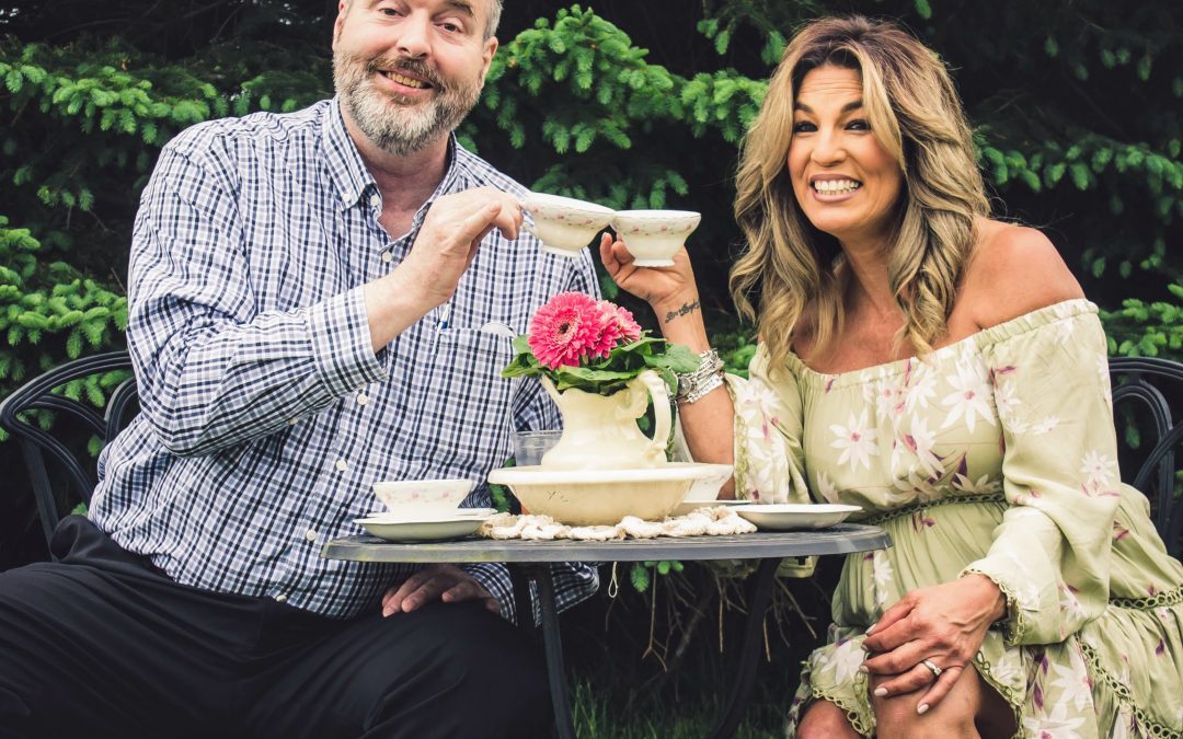 Thanks, Lisamaree, for Hosting Your High Tea Fundraiser